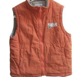 Orange Vest Boy 6X